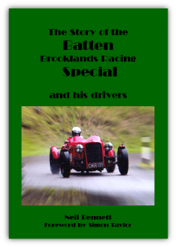 story-of-the-batten-racing-special-book